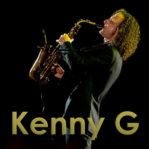 Kenny G - jazz